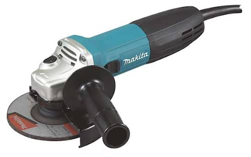 Makita Vinkelslip GA5030R 125mm 720W Återstartskydd