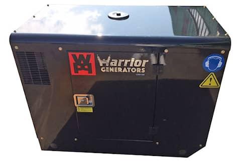 Warrior 12,5 kW tystgående Dieselelverk