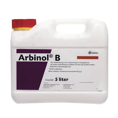 Arbinol B Viltskydd 5Liter