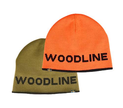 Woodline Vändbar Mössa