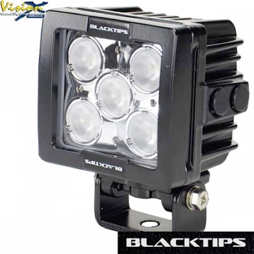 Vision X Blacktips 5 Led 35W 60°