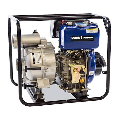 DUAB-POWER MDT80C Slampump