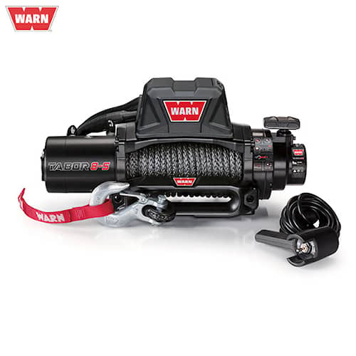 WARN Tabor 8-S 12V Vinsch