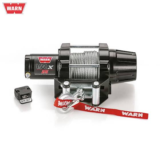 Warn VRX 25 ATV Vinch