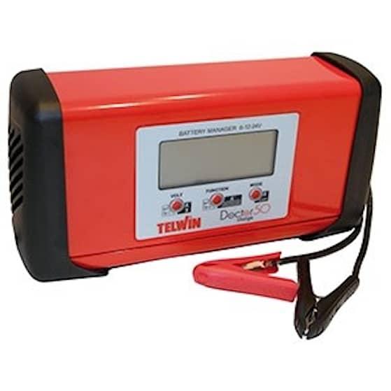 Batteriladdar Doctor Charge 50