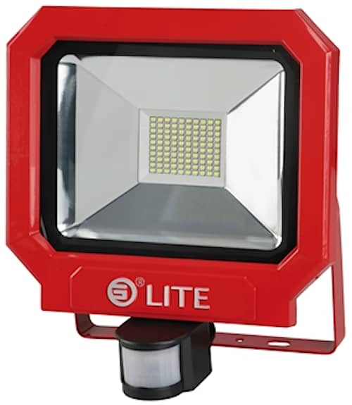 Lite Arbetslampa Rörelse 50 Watt