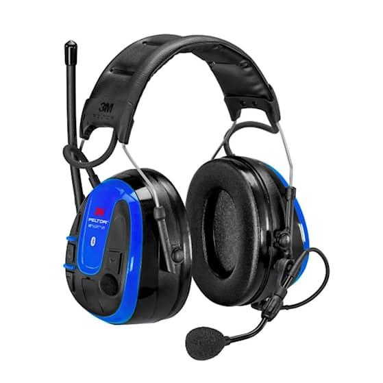 3M Peltor WS Alert XPI Hörselskydd med Hjässbygel