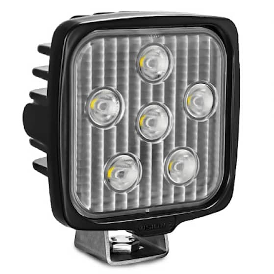 Vision X Vl Series Square 6-Led 30W W/Dt