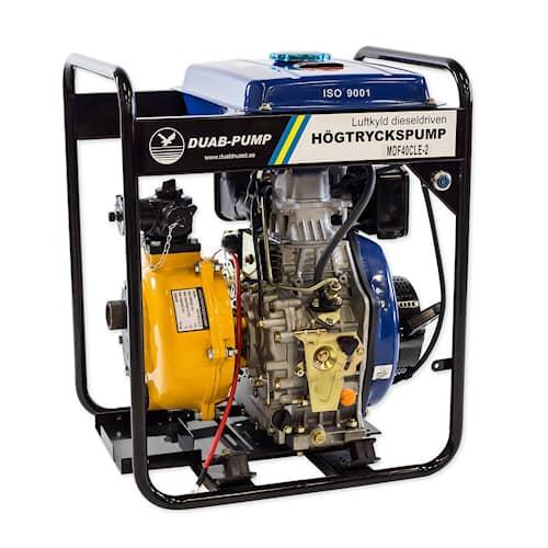 DUAB-POWER Högtryckspump MDF40CLE-2