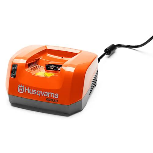 Husqvarna QC330 Snabbladdare 330w