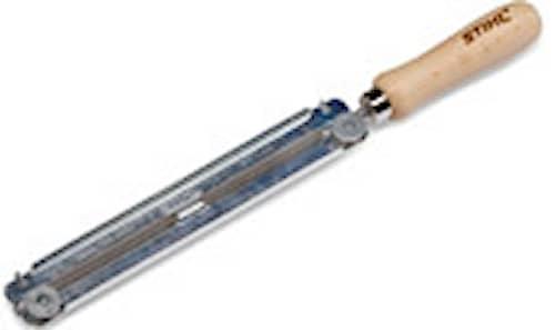 Filhållare med rundfil ø 5,5 mm (till sågklingor)