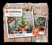 Gardena City Gardening Semesterbevattning 36 krukor, 1000112400