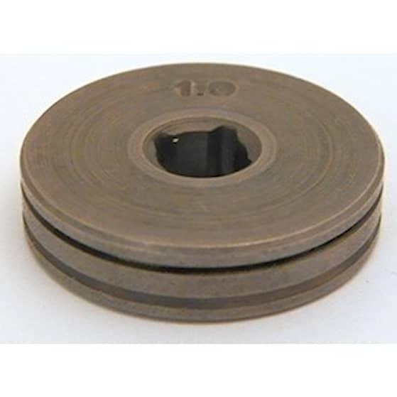 Trådmatarhjul Alu 0,8-1,0