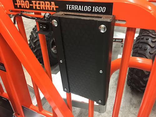 Pro Terra Motorsågsfäste