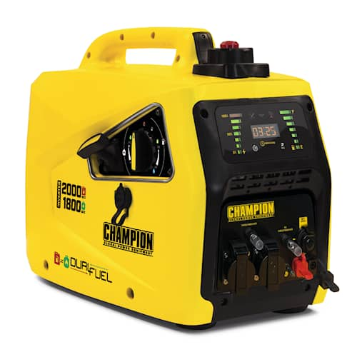 Champion 2000w Dual Fuel Inverterelverk