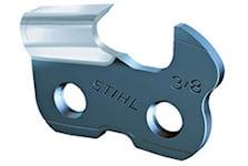 Stihl 3/8'' Rapid Micro (RMX), 1,6 mm, 72 dl Klyvkedja, 1000086298