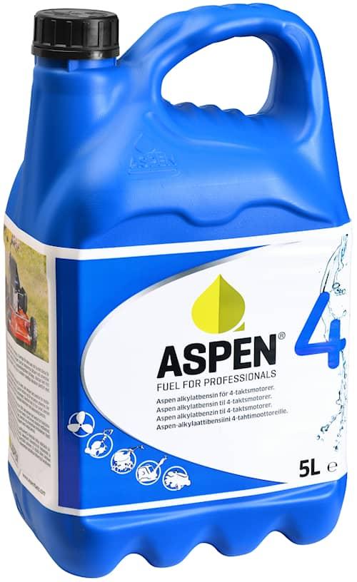 Aspen 4 Alkylatbensin 54x5l, Miljöbensin
