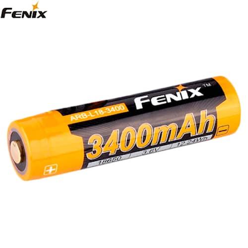 Fenix 18650 3400mAh Batteri