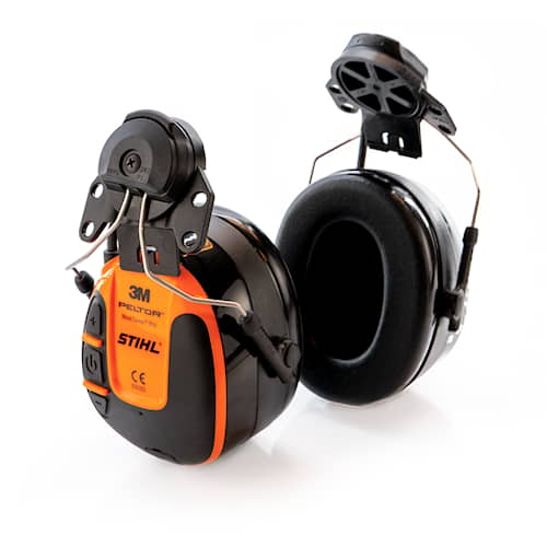 Stihl Hörselskydd FM-radio med hjälmfäste