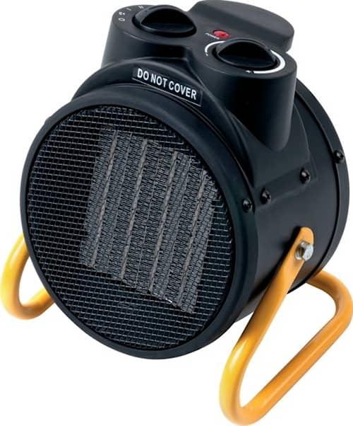 GSA Värmefläkt PTC 2000W