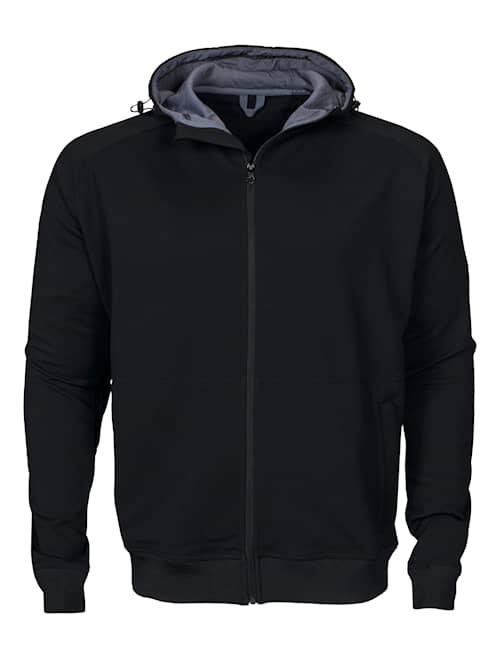 ProJob 2126 Hood Jacket Svart 4XL