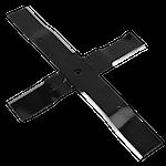 Klippo Cross Cut-Kniv 48Cm/19'', 1000176245