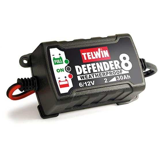 Telwin Defender 8 Batteriladdare