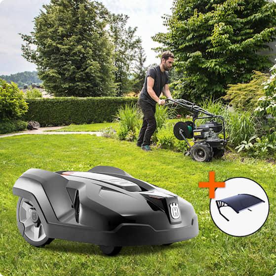 Husqvarna Automower® 420 Installerad och Klar