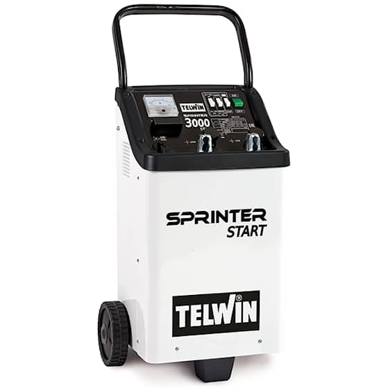 Telwin Sprinter 3000 12/24V Batteriladdare