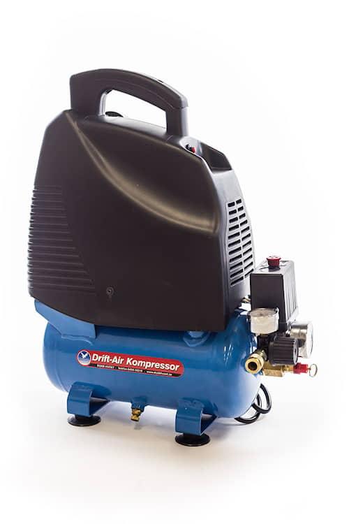 Drift-Air Kompressor OL 1,5/6 oljefri 1-fas