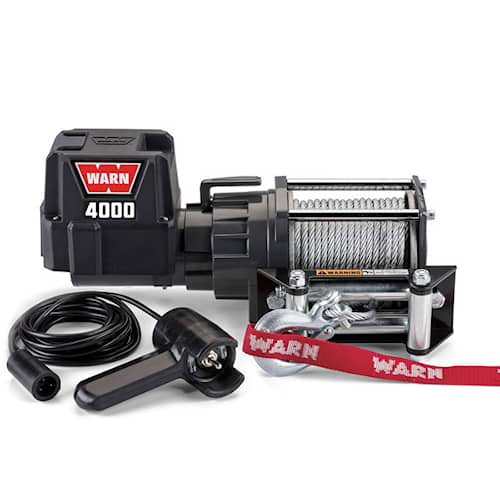 Warn Vinsch DC 4000 Utility