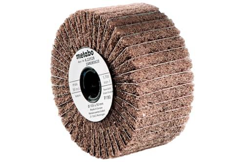 Metabo Lamell/fibersliprulle Fleece 105x50mm 80 korn