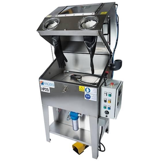 Magido smådelstvätt/Tvättskåp HP25