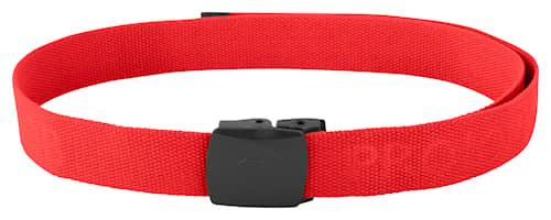 ProJob 9060 Bälte Med Plastspänne Röd