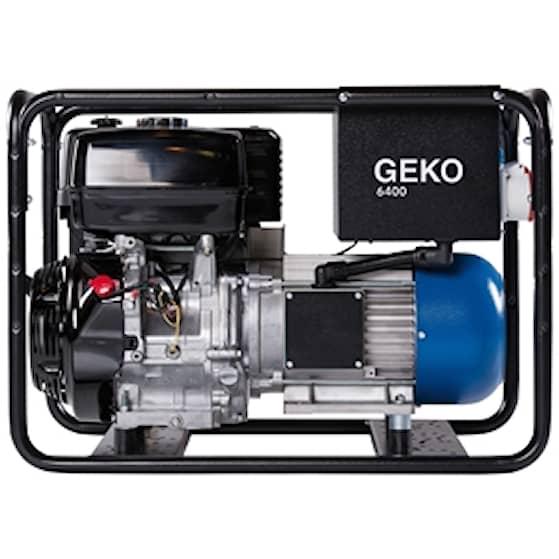 Geko 6400 Ed-A/Hhba Elverk