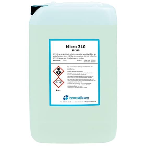 Microavfettning 310 25L