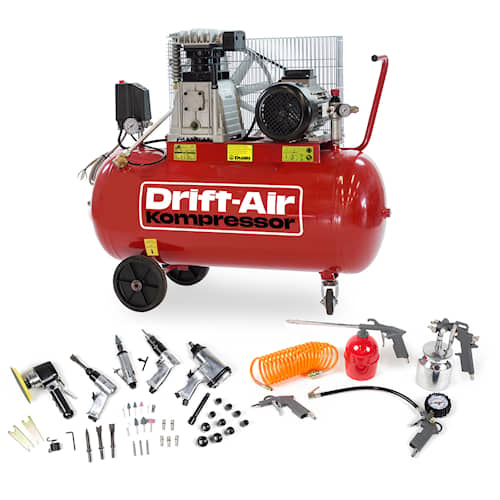 Drift-Air CT4 Kompressorpaket