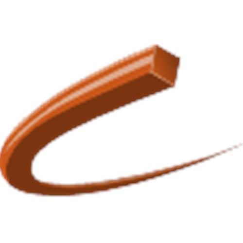 Husqvarna Opti Quadra 3,3 mm 183 m Trimmerlina