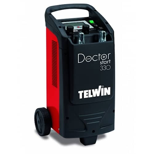 Doctor Charge 330  Puls 12/24V Batteriladdare