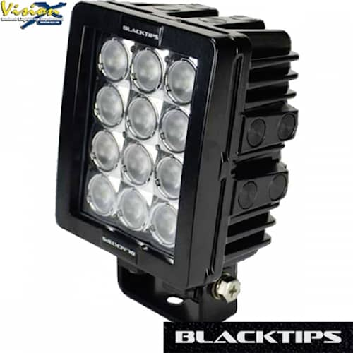 Vision X Blacktips 12 Led 84W 25°