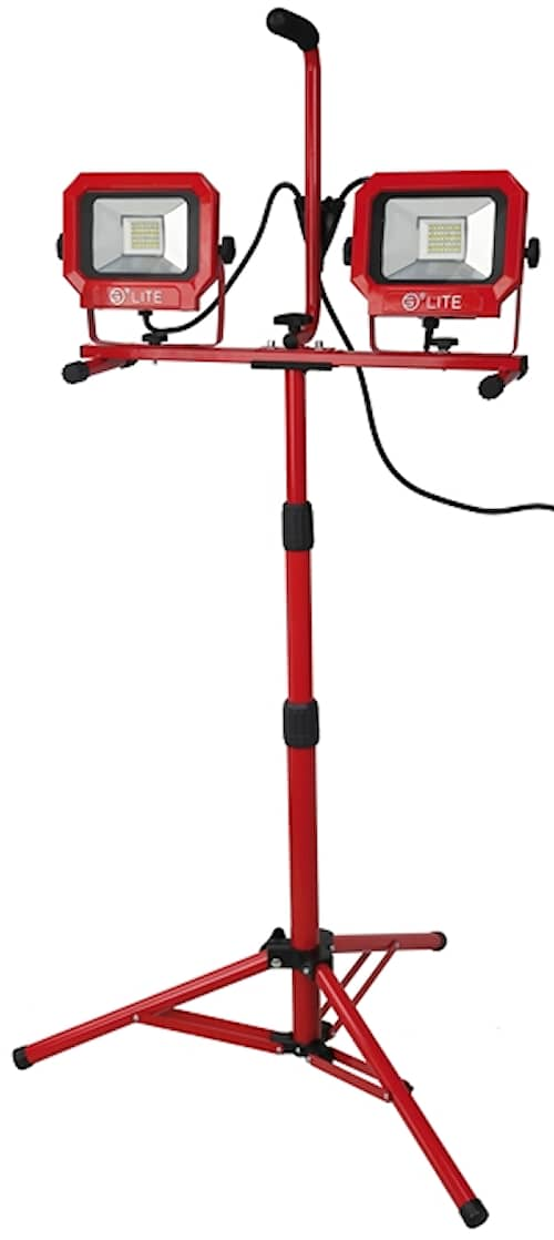 Lite 2X20 Watt Stativ Arbetslampa