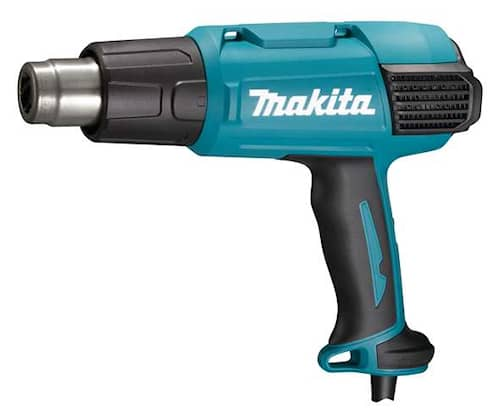 Makita HG6531CK 2000W+F24 Varmluftspistol
