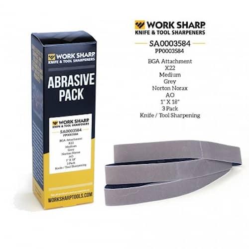 Slipband till Work Sharp BANDSLIPGUIDE X22 (medium)