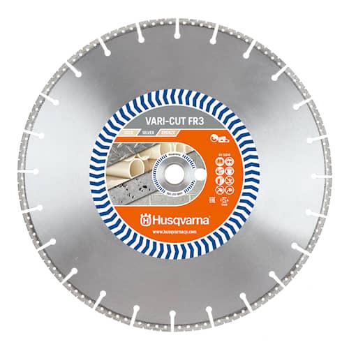 Husqvarna 350X3.4X25.4/20,0 Fr-3 Kapskiva
