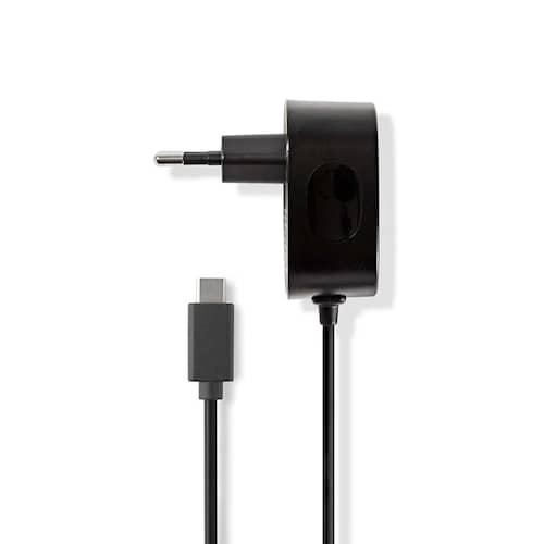 Nedis Väggladdare/fast kabel USB-C