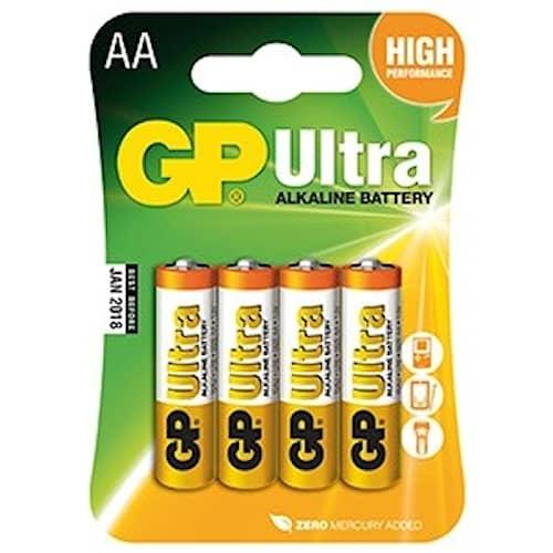 GP Ultra AA Batteri