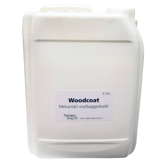 Interagro Woodcoat Snytbaggeskydd 4 liter