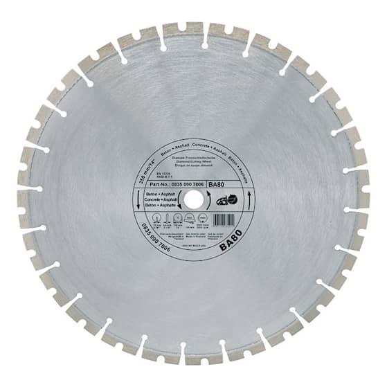 Stihl Diamantkapskiva, Ø 400 mm D-BA80