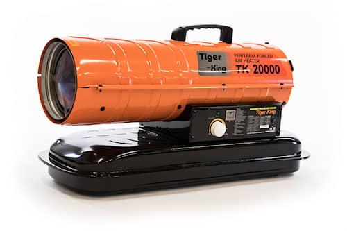 Tiger King Bärbar dieselkanon TK-20K