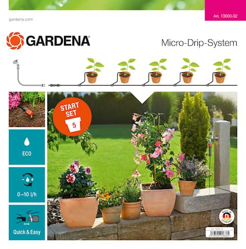Gardena Micro-Drip System Startpaket S